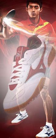 新款Mizuno美津浓乒乓球鞋 专业运动鞋 京城首家到货