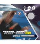 友谊729-08劲速反胶套胶,登陆国家队正手使用套胶