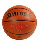 SPALDING斯伯丁 NBA火箭队徽篮球 74-085