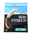 YONEX尤尼克斯BG80P羽毛球线