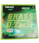 挺拔TIBHAR GRASS D.TECS草内能 进攻型长胶套胶 乒乓球套胶