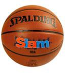 SPALDING斯伯丁 NBA街头灌篮 74-412 PU 室内外篮球