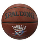 SPALDING斯伯丁篮球 NBA雷霆球星 杜兰特签名球 74-165