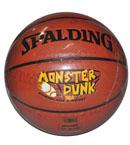 SPALDING斯伯丁 NBA怪兽暴扣灌篮 PU皮篮球 74-113