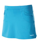 KAWASAKI川崎 SK-12262羽毛球裤裙 天蓝色