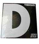 TIBHAR挺拔 大D 乒乓球胶皮 速度与控制的完美融合