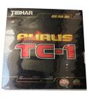TIBHAR挺拔 龙AURUS TC-1 乒乓球胶皮 挺拔龙套胶的升级版