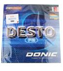 多尼克F2 Donic DESTO F2 无机反胶套胶 1002