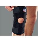 LP欧比护具 LP758护膝 调整型膝部束带 篮球 羽毛球 登山 徒步