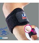 LP欧比护具 LP751CA护肘 四方形垫片局部加压肘束带