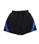 Butterfly蝴蝶 专业乒乓球短裤 运动短裤 BWS321-0203 蓝黑款