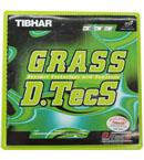 TIBHAR挺拔 GRASS D.TECS 草内能 乒乓球长胶单胶皮 削球利器 进攻型
