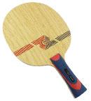 三维 白匀乒乓球底板 十木九碳 多米诺结构 专为40+乒乓球设计