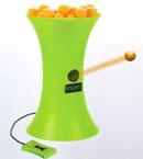 美国iPONG 上旋TOPSPIN 乒乓球发球机器 可电池供电 易安装