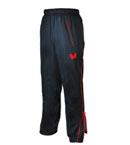 Butterfly蝴蝶 乒乓球运动服 冬季训练服 长裤 BWS611-0201