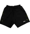 李宁 乒乓球运动短裤 AAPJ315-1 2014仁川亚运会国服