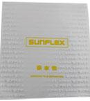 德国阳光乒乓球涩性套胶专用保护膜 粘性护膜