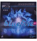 多尼克 蓝火M1 Donic Bluefire M1(12091)反胶套胶(蛋糕海绵,挑战速度旋转的极限)