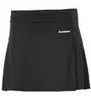 kawasaki川崎羽毛球服 运动短裙裤裙 SK-14266黑色款