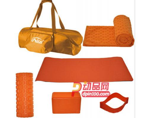 GASLION/格狮伦瑜伽运动五件套 瑜伽球瑜伽垫砖瑜伽健身包GS018