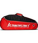 川崎羽毛球包KBB-8308三支装单肩背包