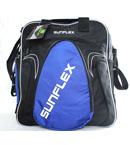德国SUNFLEX阳光 TH200专业乒乓运动包 单肩运动背包 带独立鞋带  蓝色