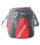 德国SUNFLEX阳光 TH200专业乒乓运动包 单肩背包 带独立鞋带  红色
