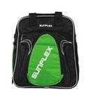 德国SUNFLEX阳光 TH200专业乒乓运动包 乒乓单肩背包 带独立鞋带  绿色