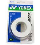 Yonex尤尼克斯AC102C三条装手胶吸汗带柄皮