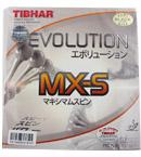 挺拔EVOLUTION MX-S变革加强乒乓内能套胶