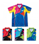 蝴蝶乒乓球服运动服BWH-267比赛T恤
