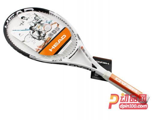 HEAD海德 Nano Elite 网球拍 白/黑 2308010