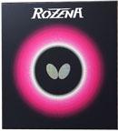 BUTTERFLY蝴蝶ROZENA内能套胶 玫红色海绵06020