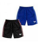Butterfly蝴蝶乒乓球服CHD-301比赛短裤 儿童专业运动短裤