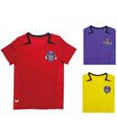 Butterfly蝴蝶乒乓短袖CHD-802比赛T恤 儿童款运动服