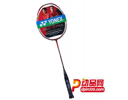 YONEX尤尼克斯 羽毛球拍 正品全碳素进攻型单拍NR900AH