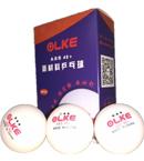 OLKE欧蓝克 ABS新材料40+三星乒乓球 6只装