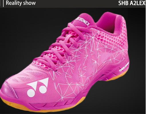 YONEX尤尼克斯羽毛球鞋女运动鞋超轻YY球鞋 SHB-A2LEX