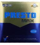 友谊729闪现PRESTO乒乓反胶SPIN升级MAX 弧圈型