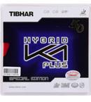 TIBHAR挺拔乒乓球胶皮 紫K1系列珍藏版 混动K1系列乒乓球套胶