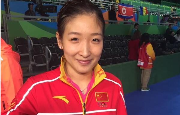 刘诗雯忍耐多年,期待2017世乒赛登顶夺冠!