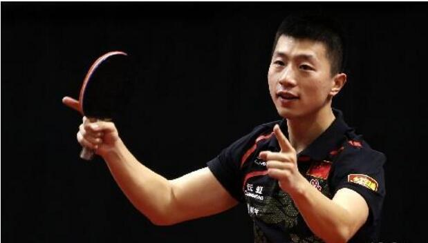 中国乒乓球队全力备战杜塞尔多夫世乒赛