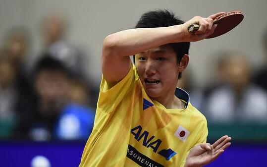 逆袭!张本智和成为日本公开赛史上最年轻的男单冠军