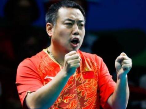 刘国梁出任新一届中国乒协主席,引球迷沸腾
