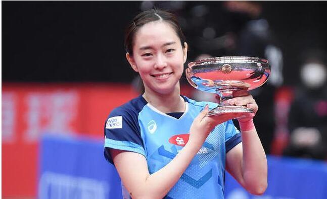 日本乒乓球锦标赛女单决赛石川佳纯4-3逆转伊藤美诚夺冠