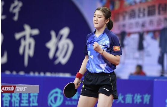 全锦赛女团陈梦山东2-3告负,陈幸同辽宁队夺冠