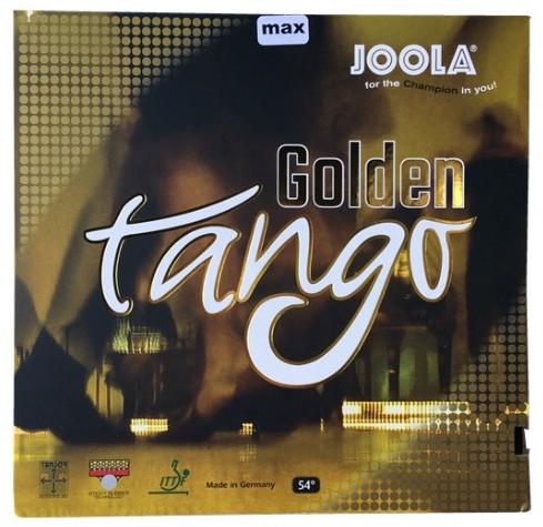 JOOLA优拉 Golden黄金探戈TANGO粘性乒乓套胶胶皮: