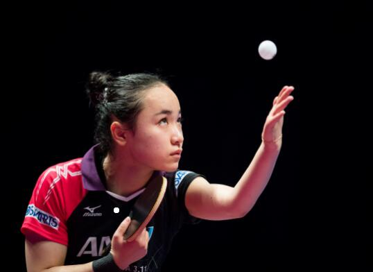 日本乒乓选手伊藤美诚个人简历