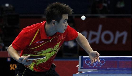 现代乒乓球技术仍然朝着速度越来越快
