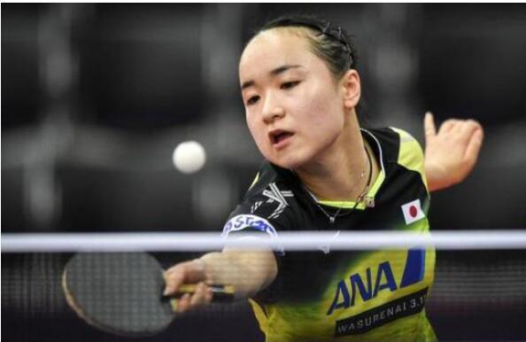 """""""狼来了""""伊藤美诚成了中国乒乓球的一大克星"""